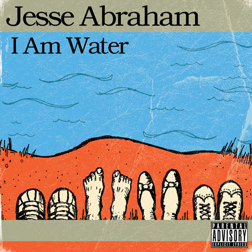 Jesse Abraham - I Am Water Album Cover