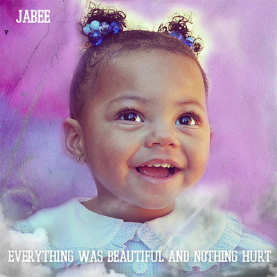 Jabee - Everything Was Beautiful And Nothing Hurt Cover