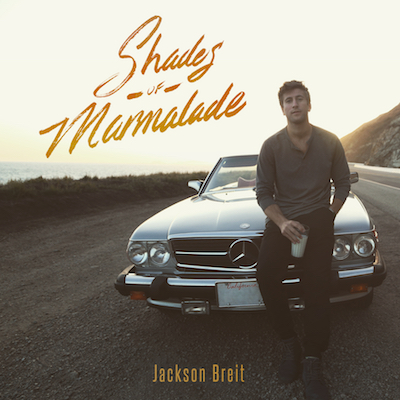 Jackson Breit - Shades of Marmalade EP Album Cover