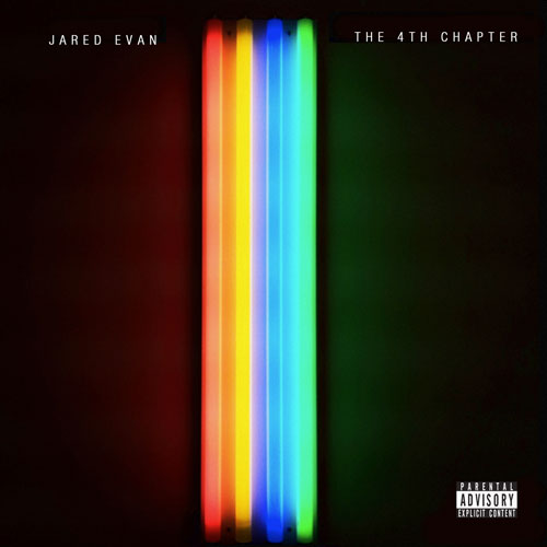 Jared Evan - The Fourth Chapter EP Cover