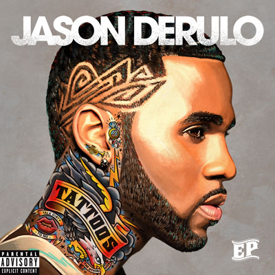 Jason Derulo - Tattoos EP Album Cover