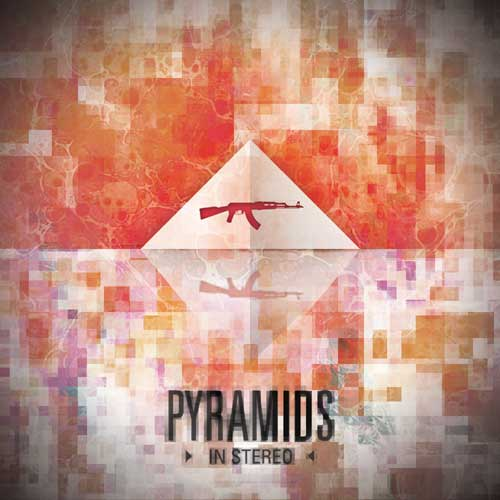 Jason James x Rodney Hazard - Pyramids in Stereo Album Cover