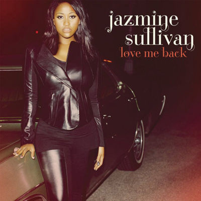 Jazmine Sullivan - Love Me Back Cover