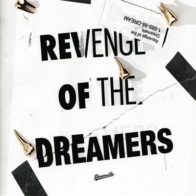 J. Cole - Revenge of the Dreamers Cover