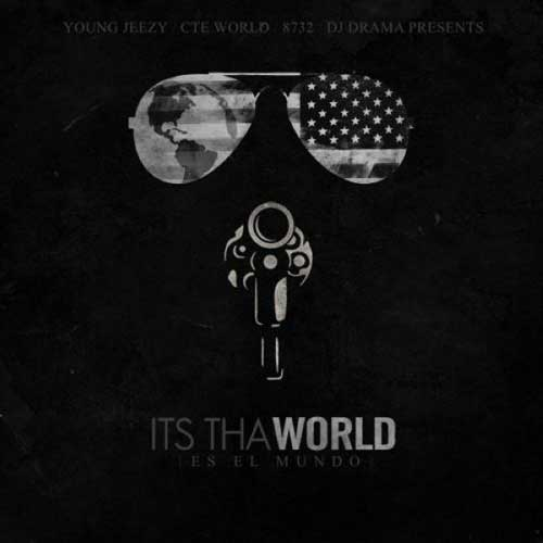 Young Jeezy - ItsThaWorld Cover