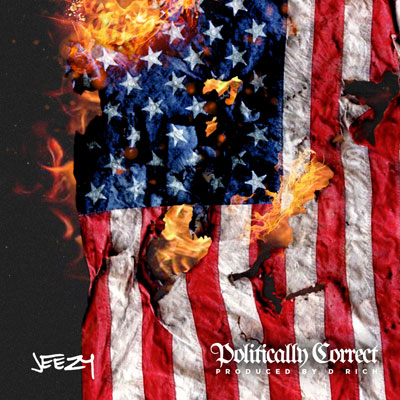Jeezy - Politically Correct EP Album Cover