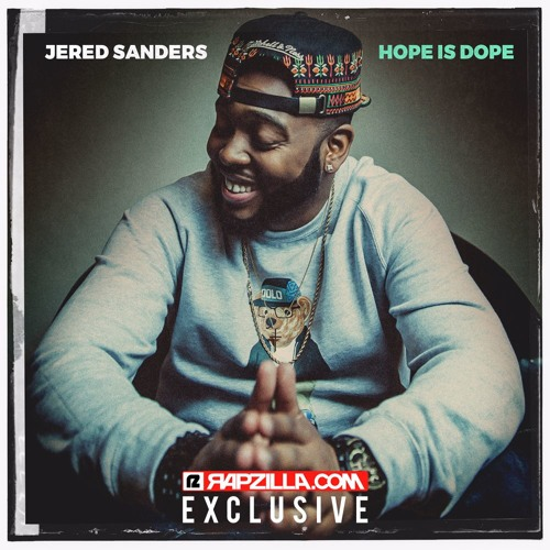 Jered Sanders - Hope Is Dope Album Cover