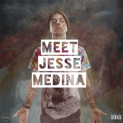 Jesse Medina - Meet Jesse Medina Album Cover