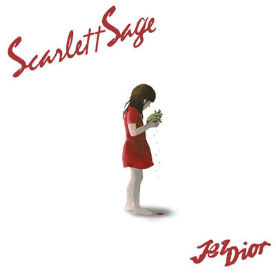 Jez Dior - Scarlette Sage Cover