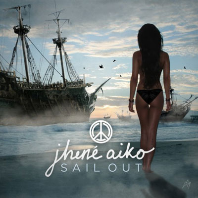Jhené Aiko - Sail Out EP Cover