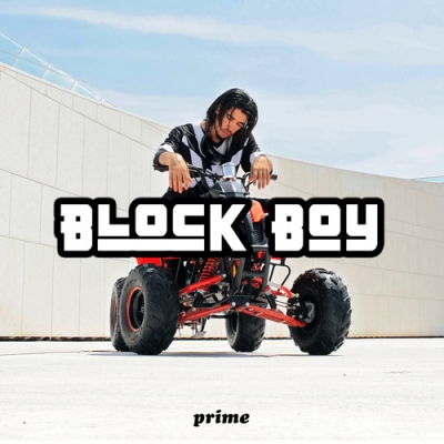 Jimmy Prime - Block Boy Album Cover