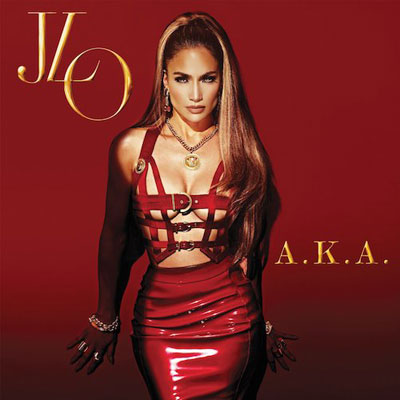 Jennifer Lopez - A.K.A. Album Cover