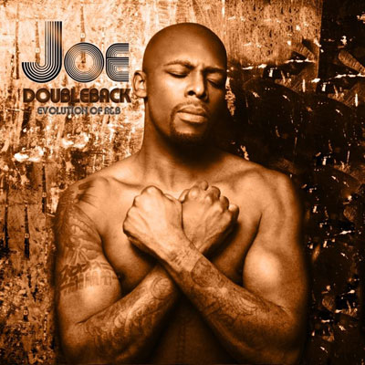 Joe Thomas - DoubleBack: Evolution of R&B Album Cover