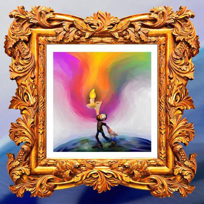 Jon Bellion - The Definition Album Cover