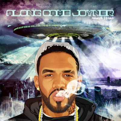 Joyner Lucas - Along Came Joyner Album Cover
