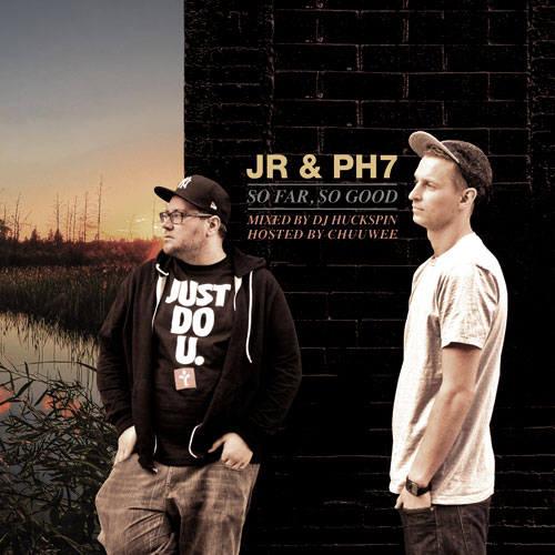 JR&amp;PH7 - So Far, So Good Cover