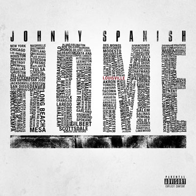 Johnny Spanish - Home Cover