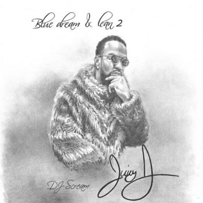 Juicy J - Blue Dream & Lean 2 Album Cover