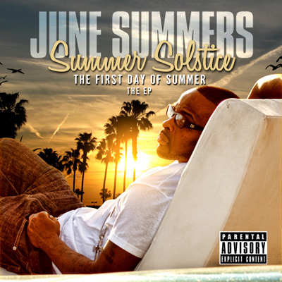 June Summers - Summer Solstice (The First Day of Summer) Album Cover
