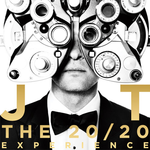Justin Timberlake - The 20/20 Experience Cover