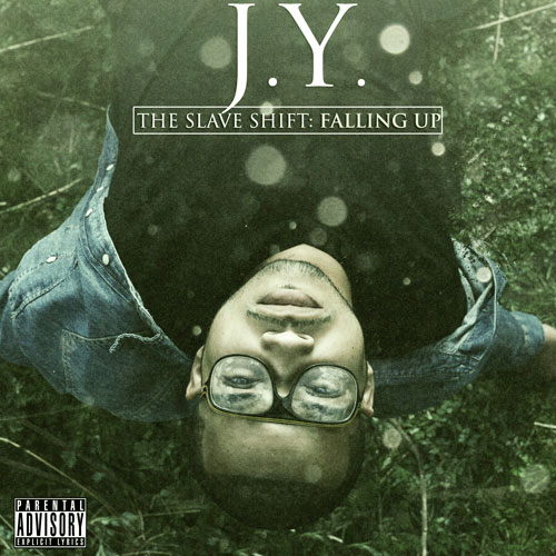 J.Y. - The Slave Shift: Falling Up Album Cover