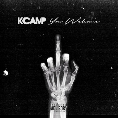 K Camp - You Welcome Album Cover