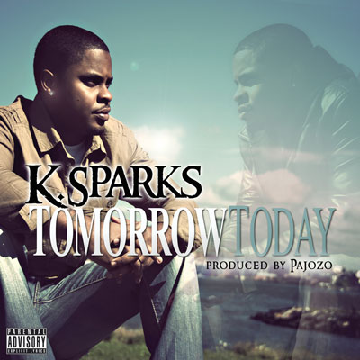 K. Sparks - Tomorrow Today Cover
