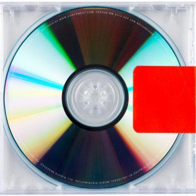 Kanye West - Yeezus Cover