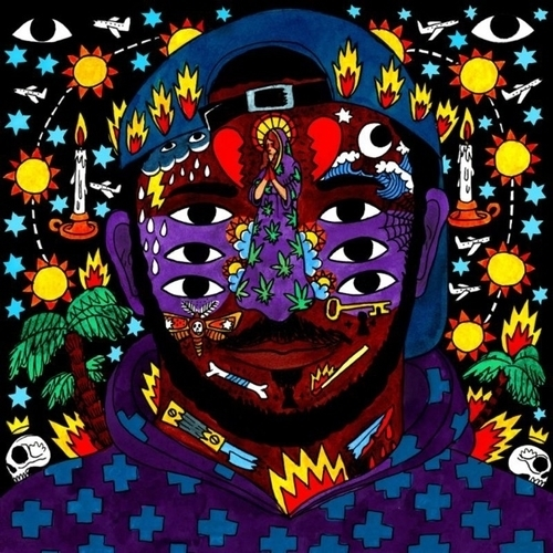 Kaytranada - 99.9% Album Cover