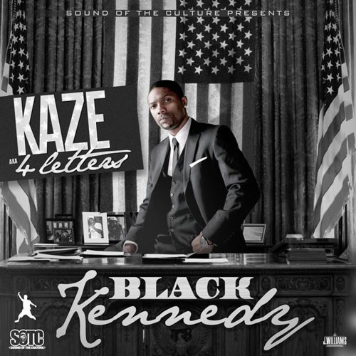 KAZE - Black Kennedy Cover
