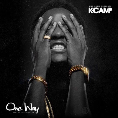 K Camp - One Way Album Cover