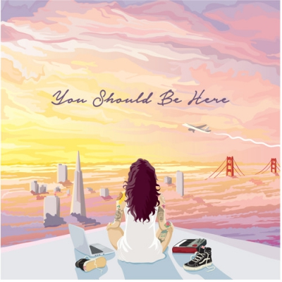 Kehlani - You Should Be Here Cover