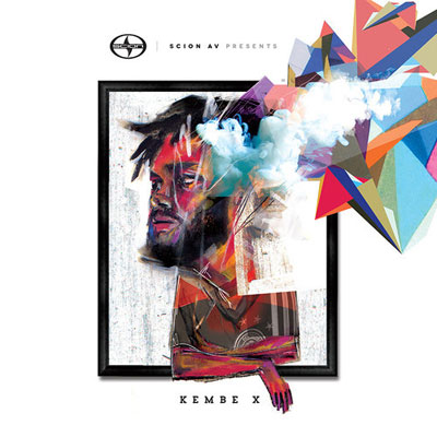 Kembe X - Kembe X EP (Presented by Scion A/V) Cover