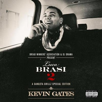 Kevin Gates - Luca Brasi 2 Album Cover