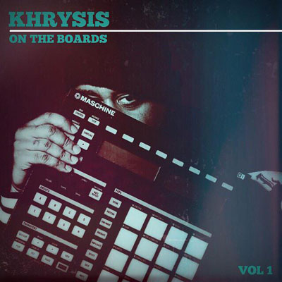Khrysis - Khrysis On the Boards Album Cover