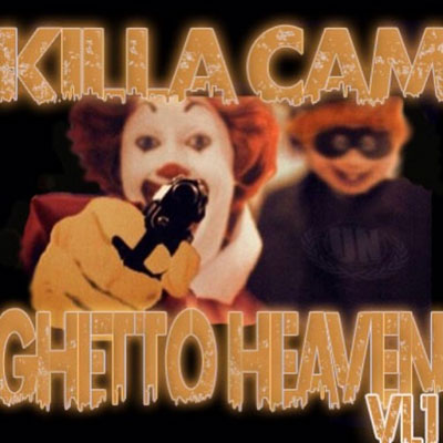 Cam'ron - Ghetto Heaven VL1 Cover