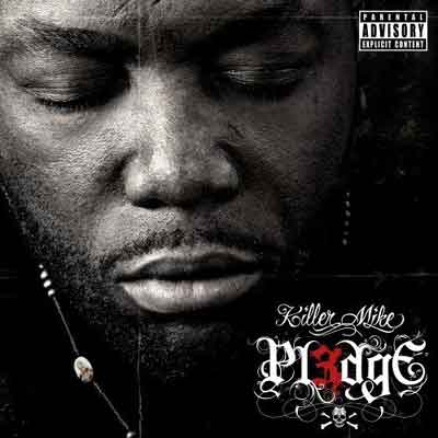 Killer Mike - Pl3dge Cover