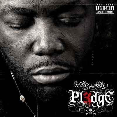 Killer Mike - Pl3dge Cover