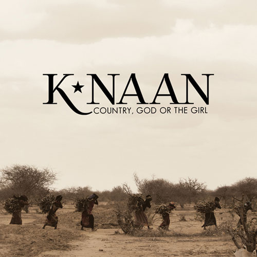 K'NAAN - Country, God, or the Girl Album Cover