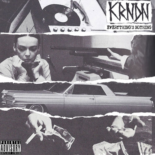 KRNDN - Everything's Nothing Cover