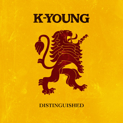 K-Young - Distinquished Cover