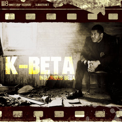 K-Beta - Inglorious Beta Cover