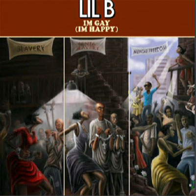 Lil B - Im Gay ('m Happy) Album Cover