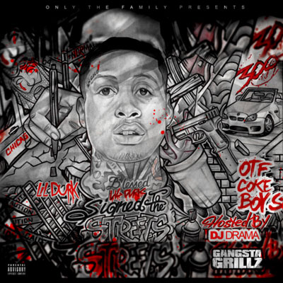 Lil Durk - Signed To The Streets Cover