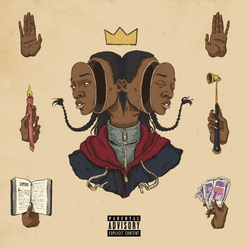 Little Simz - Age 101: Drop X EP Album Cover