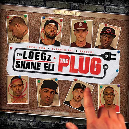 loegz the plug ep cover