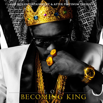 Los - Becoming King Cover