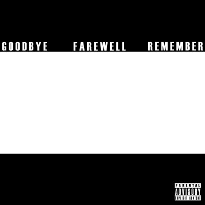 Luu Breeze - Goodbye Farewell Remember EP Album Cover