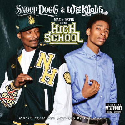 Snoop Dogg & Wiz Khalifa - Mac & Devin Go to High School Cover
