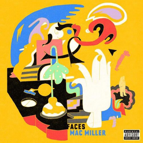 Mac Miller - Faces Cover